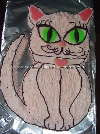 Coolest Cat Birthday Cake Photos And How To Tips