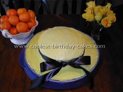 Madeline Cake Photo