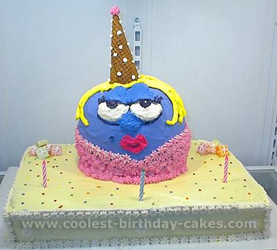 Madame Blueberry Child Cakes