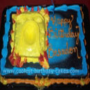 Bionicles Birthday Cakes