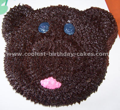 Coolest Homemade Teddy Bears And Baby Bears Cakes