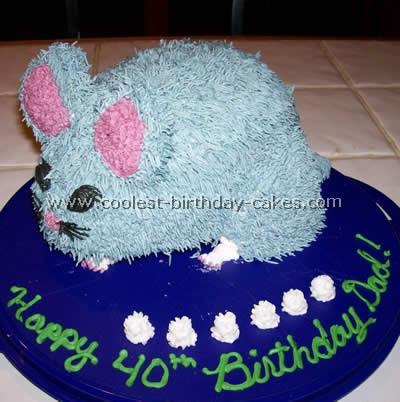 Chinchilla Cake Photo