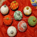 Christmas Ornaments Birthday Cakes