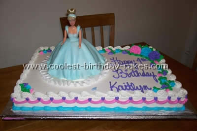 Coolest Cinderella Cakes On The Web S Largest Homemade