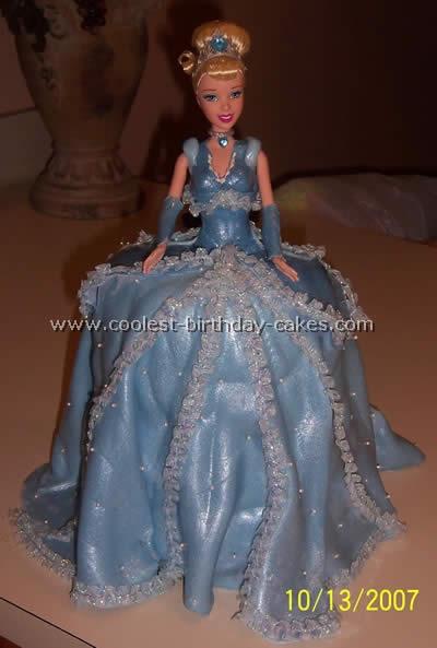 100 Coolest Homemade Cinderella Cakes