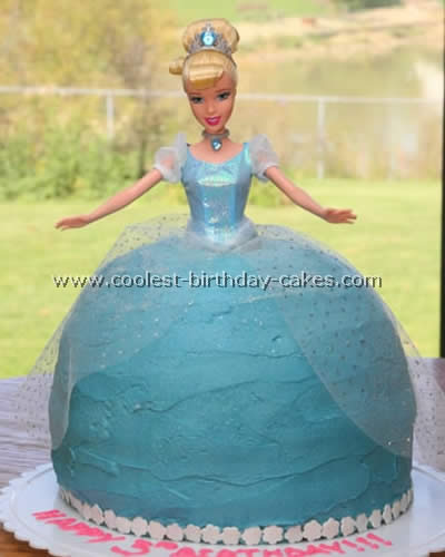 100 Coolest Homemade Cinderella Cakes