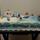 Club Penguin Birthday Cakes
