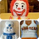 Commercial Character Cakes