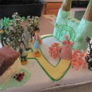 Wizard of Oz Birthday Cakes
