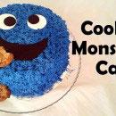 Sesame Street Birthday Cakes