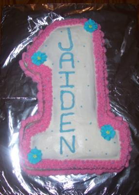 Birthday Cake on Coolest 1st Birthday Cake 33