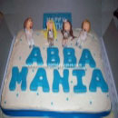 ABBA Birthday Cakes