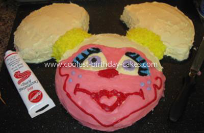 Coolest Abby Cadabby Birthday Cake