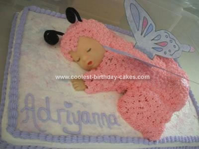 Girl Birthday Cake Ideas on Coolest Baby Shower Cake 24