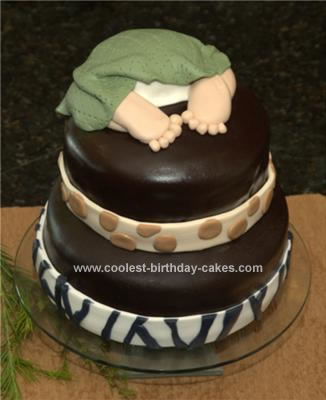 Baby 32, Baby Shower Cake Photo