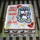 Badtz Maru Birthday Cakes