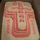 Religious Symbols Birthday Cakes