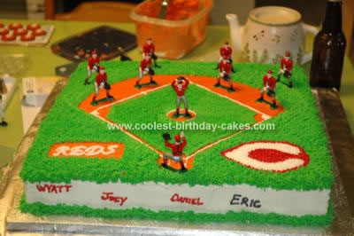 Baseball Birthday Cake on Coolest Baseball Birthday Cake 58