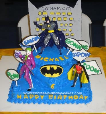 how to make lego batman out of fondant