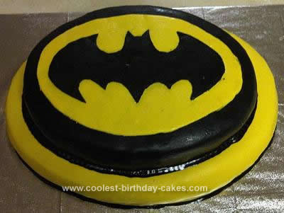 Birthday Cake  on Coolest Batman Birthday Cake Design 52