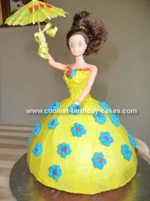Southern Belle Cake