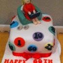 Bingo Birthday Cakes