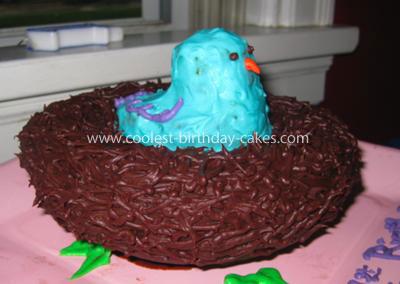 Coolest Bird Cake