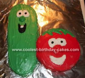 Bob and Larry Cake