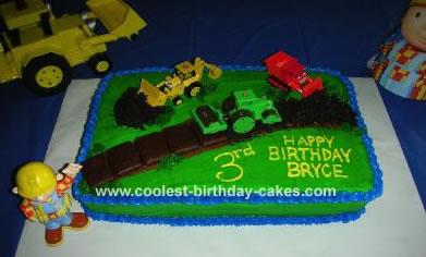 Bob the Builder Cake 15