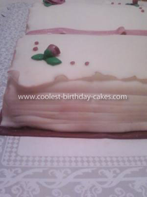 Coolest Book Cake
