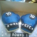 Boxing Birthday Cakes