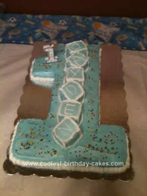 1st Birthday Cakes 1