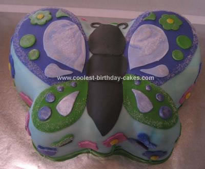 Butterfly Birthday Cake on Coolest Butterfly Birthday Cake 71