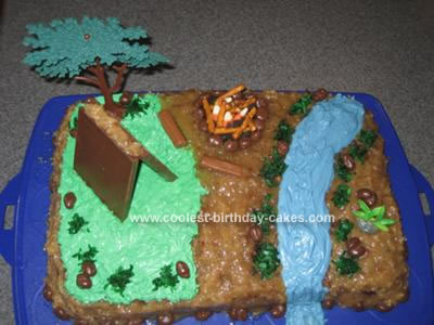 Cake Decorating For Boy Scouts : Girlshopes