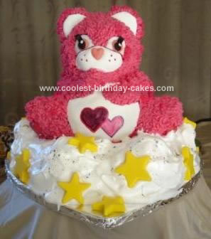 Pirate Birthday Cake on Coolest Care Bear Cake 25