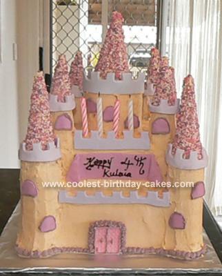 Kulaia's Castle Cake