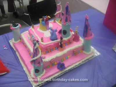 Homemade Castletale Cake