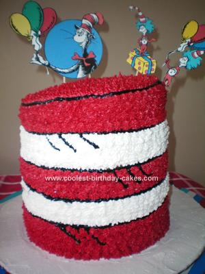 Coolest Birthday Cakes  on Http   Www Coolest Birthday Cakes Com Coolest Cat In The Hat Cake 10