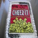 Crackers Birthday Cakes