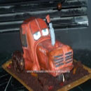 Chewall Tractor Birthday Cakes