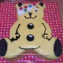 Pudsey Bear Birthday Cakes