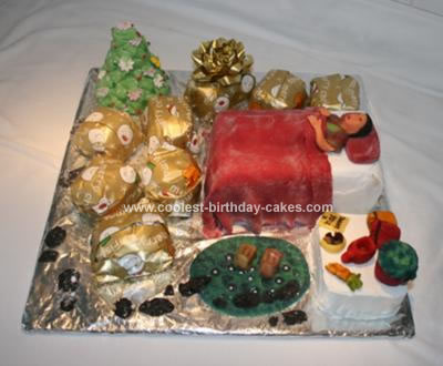 Christmas Morning Cake