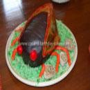 Cicada Birthday Cakes