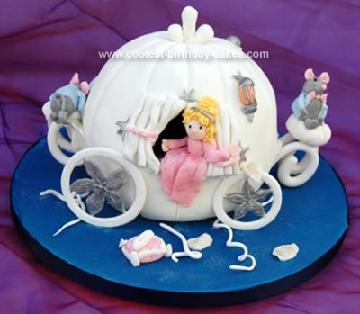 cinderella carriage statue
