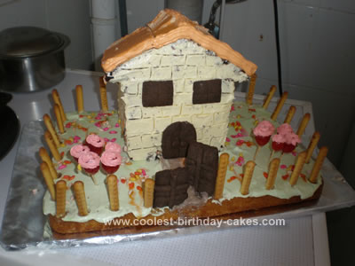 Homemade Cottage Cake
