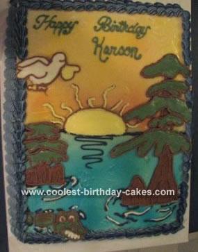 Creek Cake