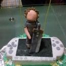 Crisis Core Birthday Cakes