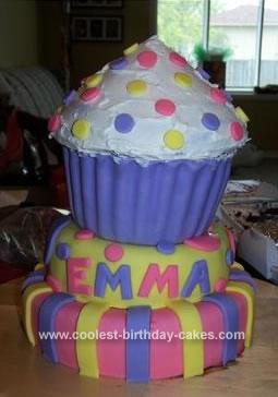 Homemade Cupcake Ever