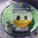 Donald Duck and Daisy Birthday Cakes