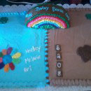 Scouts Birthday Cakes